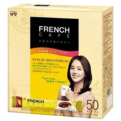 韓味不二 南陽法式咖啡(10.9gx50入)