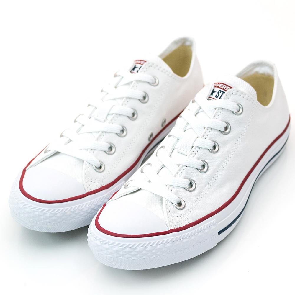 CONVERSE-女休閒鞋M7652C-白