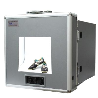 Piyet-3200-LED專業摺疊攝影光箱