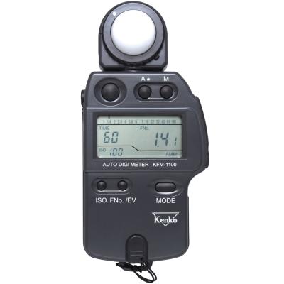 Kenko 入射式測光表  KFM-1100自動數位測光表