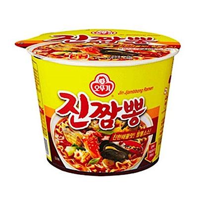 不倒翁 金螃蟹海鮮風味拉麵(115g)