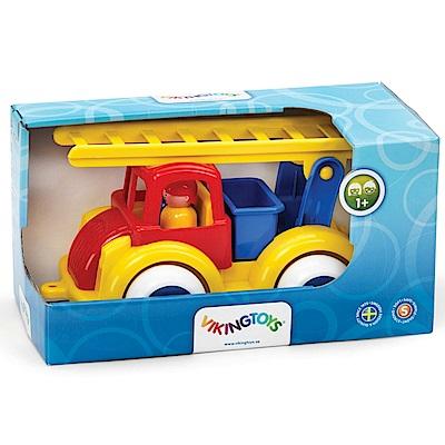 瑞典Viking Toys維京玩具-消防車禮盒