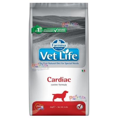 Farmina法米納 天然處方糧-犬用心血管配方(VDCA-10)2kg