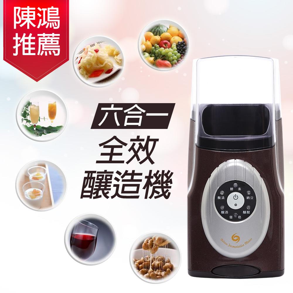 陳鴻-六合一全效釀造機CE-1000FI-001