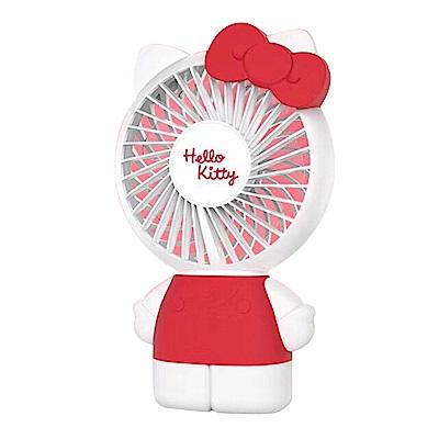Hello Kitty 正版授權七彩凱蒂迷你小風扇