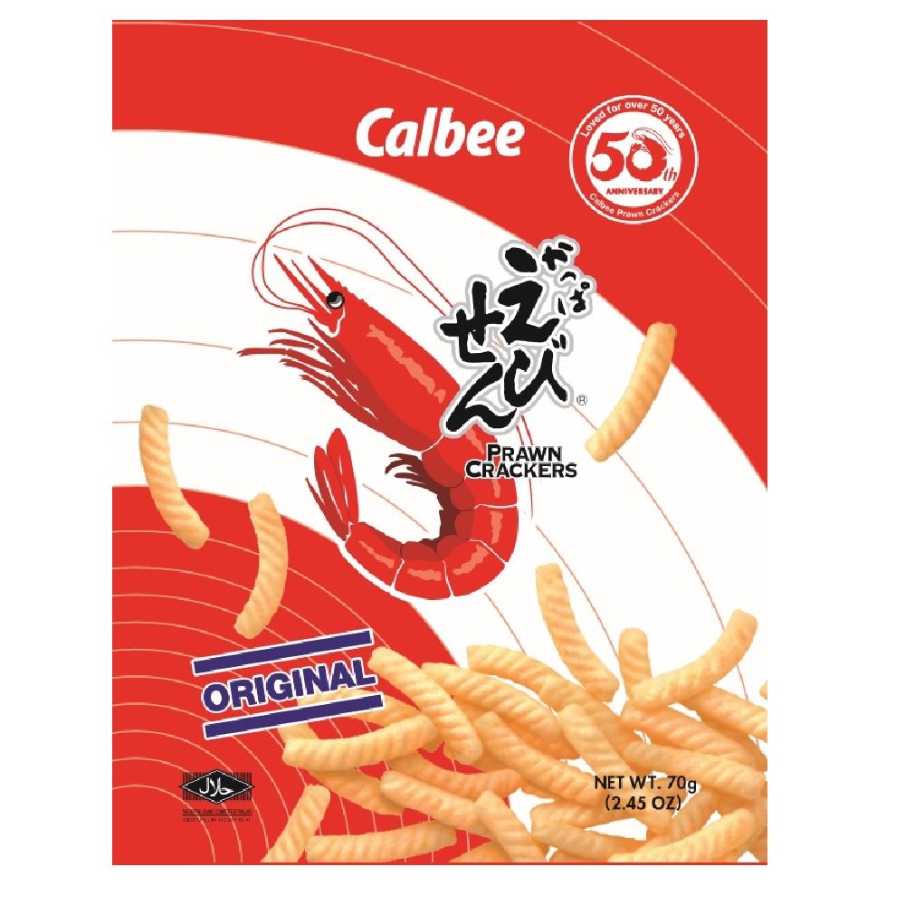 卡樂比Calbee加卡比鮮蝦條-原味70g