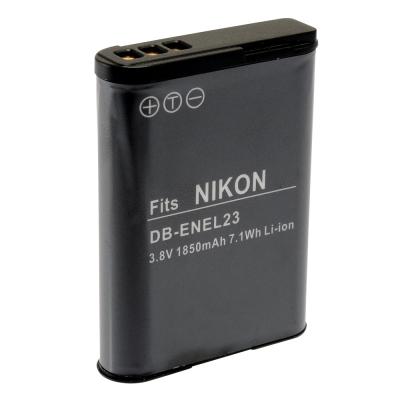 Kamera 鋰電池 for Nikon EN-EL23