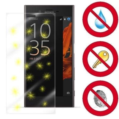 D&A SONY Xperia XZ (5.2吋)電競玻璃奈米5H螢幕保...