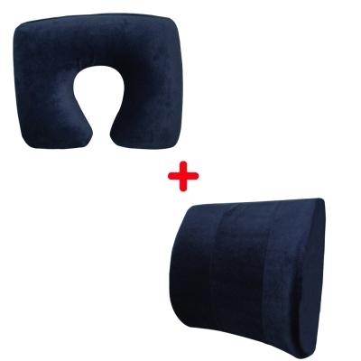 【鍺元素】休間枕+護腰墊