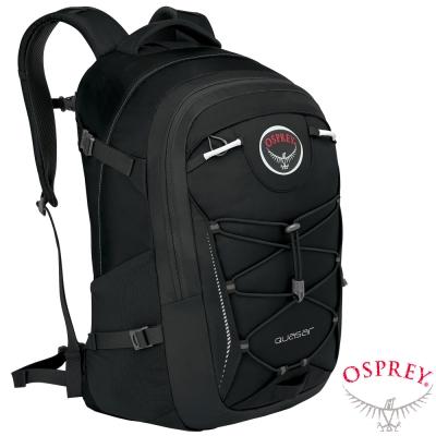 【OSPREY】新款 Quasar28 輕量多功能背包/電腦背包_ 黑