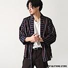 日本傳統作務衣開襟外套(10色) ZIP日本男裝