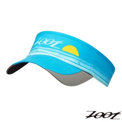 ZOOT 頂級極致型COOLMAX反光型中空帽(水藍) Z1502006