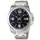 CASIO 簡約經典時尚指針日曆腕錶(MTP-1314D-1A)黑面/44.9mm product thumbnail 1
