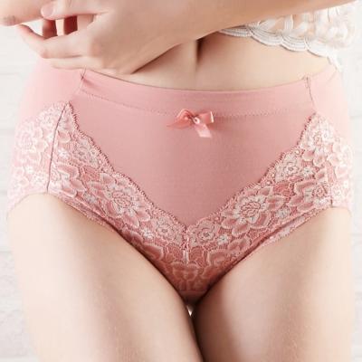 推EASY SHOP-微提美人 高腰三角提臀美型褲(迷情粉)