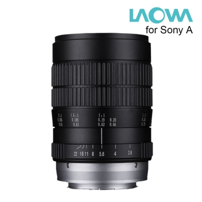 老蛙 LAOWA 60mm F2.8 MACRO 2:1(公司貨)For Sony A