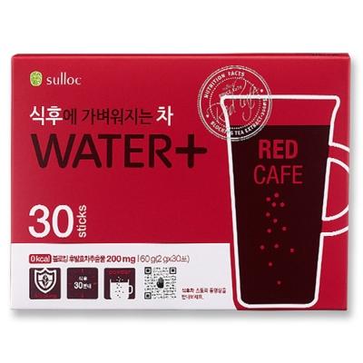 OsullocWater 健美茶-咖啡味(2gx30包)