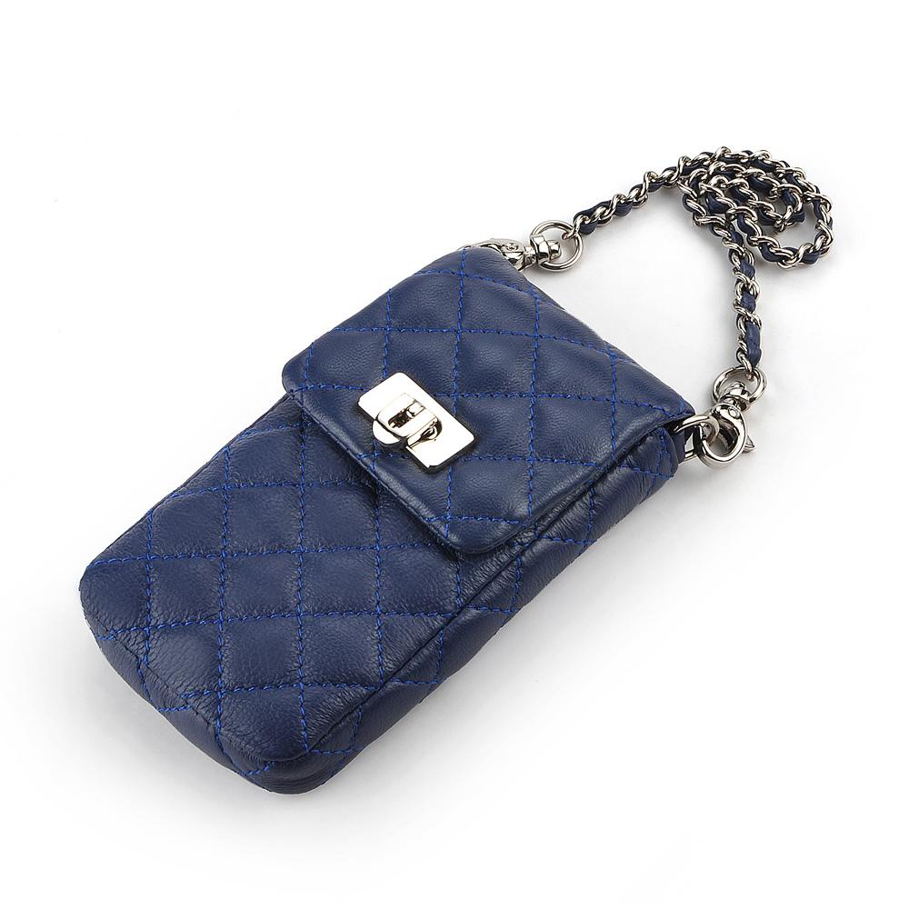 皮套王精品手工 Style-S3 直式套袋菱格紋 客製化皮套