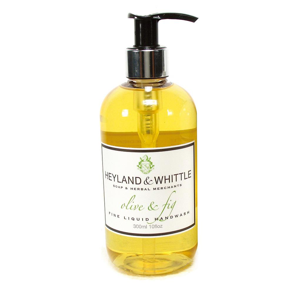 H&W英倫薇朵 無花果橄欖香氛洗手露(300ml)
