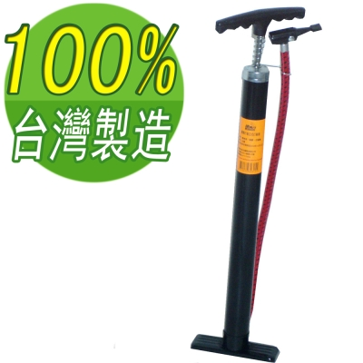 [快]鐵馬行直立式打氣筒806-台灣製造