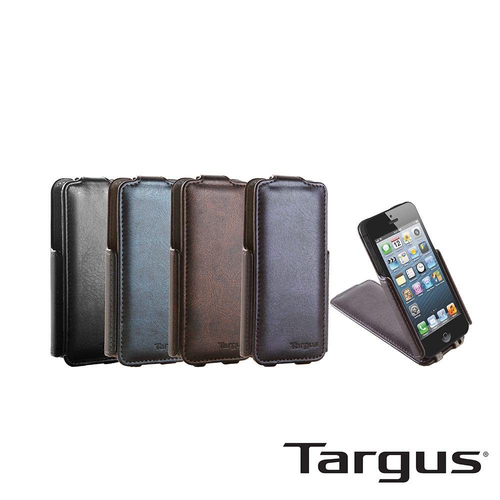 Targus iPhone5/5S/SE 專用 Flip stand翻蓋立式保護套