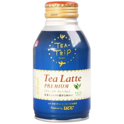 UCC上島咖啡 TEA-TRIP特濃拿鐵飲料(260g)
