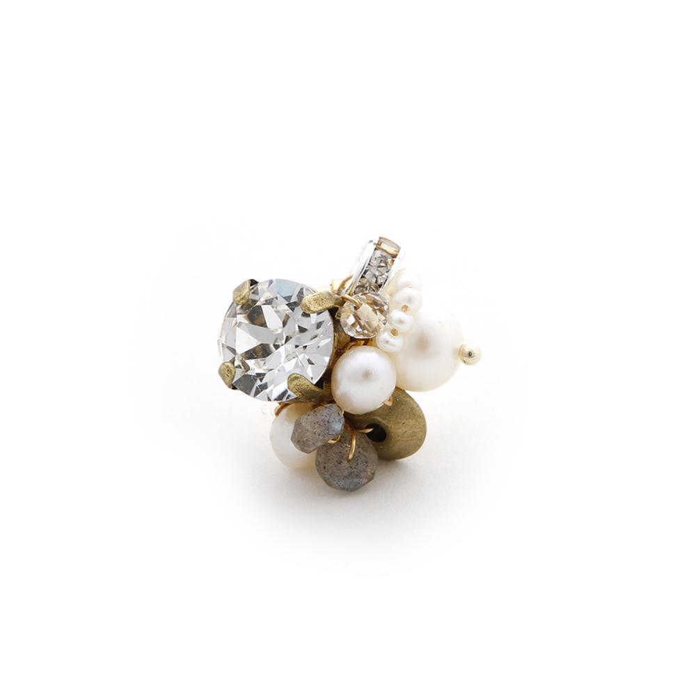 Luce Costante Neige系列耳環(針式/耳扣式)
