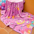 義大利Fancy Belle X Malis 心中的飛馬 雪芙絨毯150*200CM