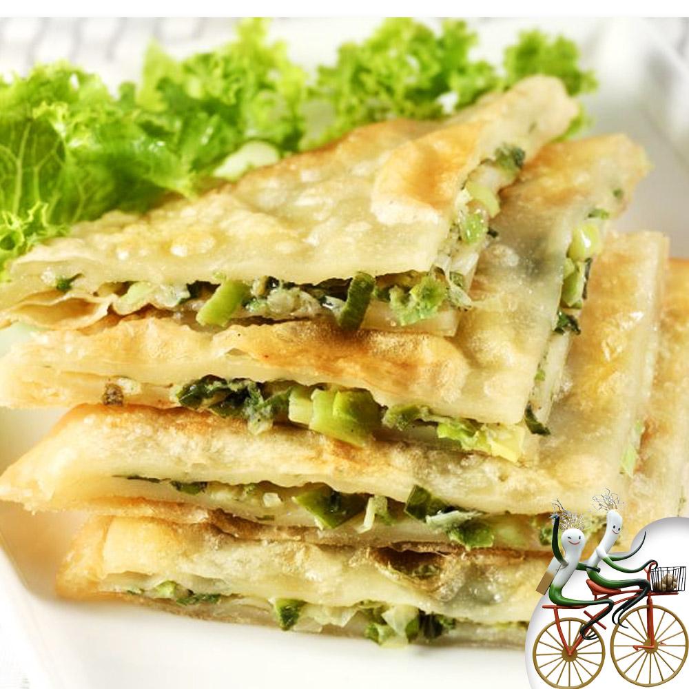 三星農會 翠玉蔥餡餅12包(5片/包)