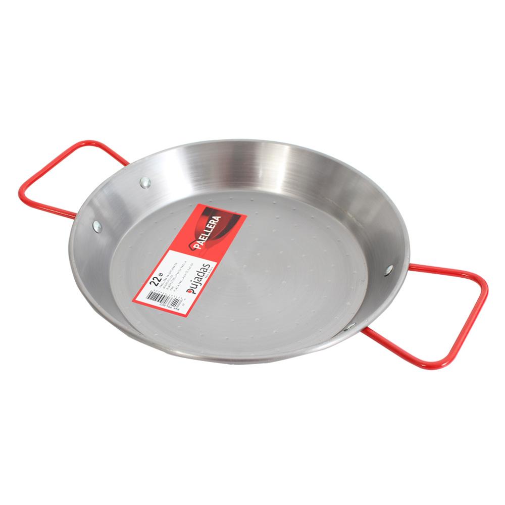 西班牙Pujadas 碳鋼經典海鮮鍋22cm