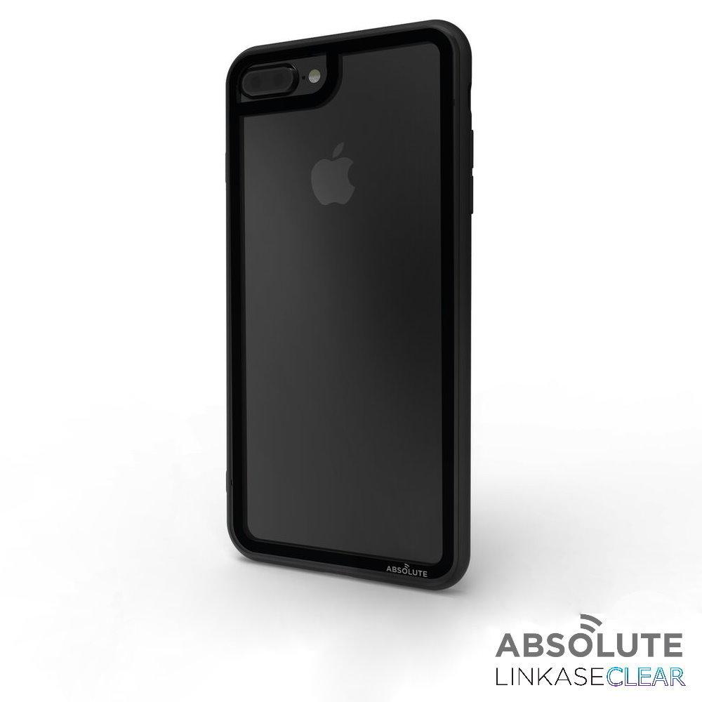 LINKASECLEAR iPhone7/8+大猩猩9H玻璃機身殼(2x抗衝擊)