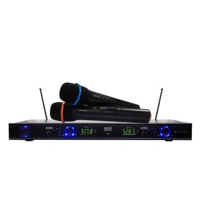 EAGLE 專業級UHF頻道無線麥克風組(EWM-P38U)