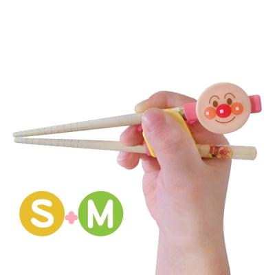 麵包超人-學習筷組(右)S+M