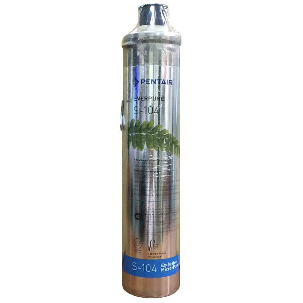 EVERPURE淨水器家用除鉛濾芯S-104