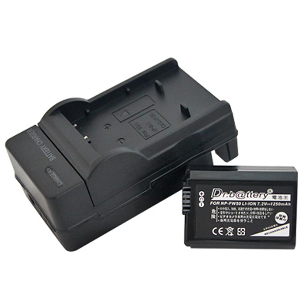電池王For SONY NEX-3N 高容量鋰電池+充電組