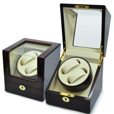 WISH 機械腕錶自動上鍊盒‧2只裝(B1051-EW)