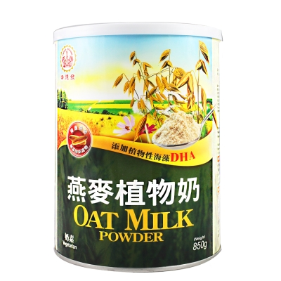 崇德發 燕麥植物奶(850g/罐)