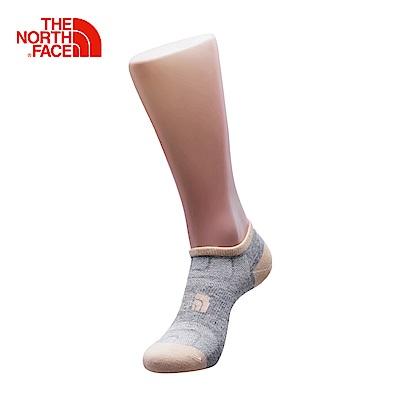 The North Face北面白灰色舒適透氣休閒運動襪