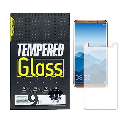 黑狼 華為Mate10-Pro  玻璃保護貼超值2入組