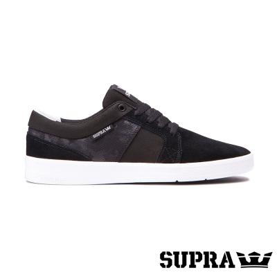 SUPRA Ineto系列男鞋-黑/白