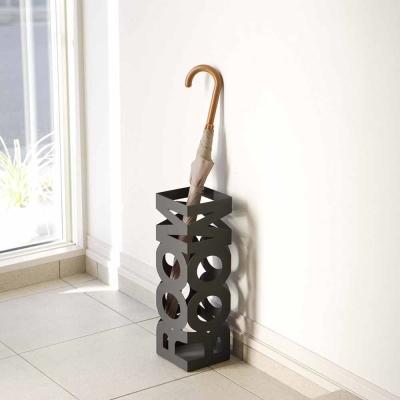 YAMAZAKI ROOM造型傘架-黑★雨傘筒/雨傘桶
