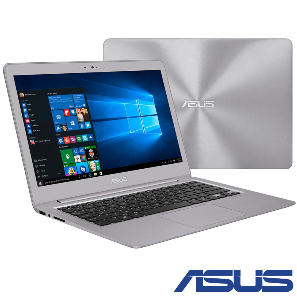 ASUS ZenBook UX330 13吋筆電(i5-7200U/512G/8G/金屬灰
