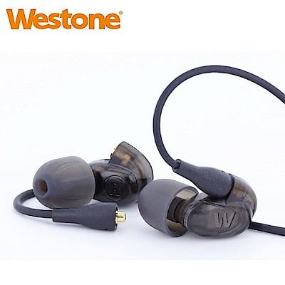 Westone 新UM1 可換線式監聽級耳機 灰