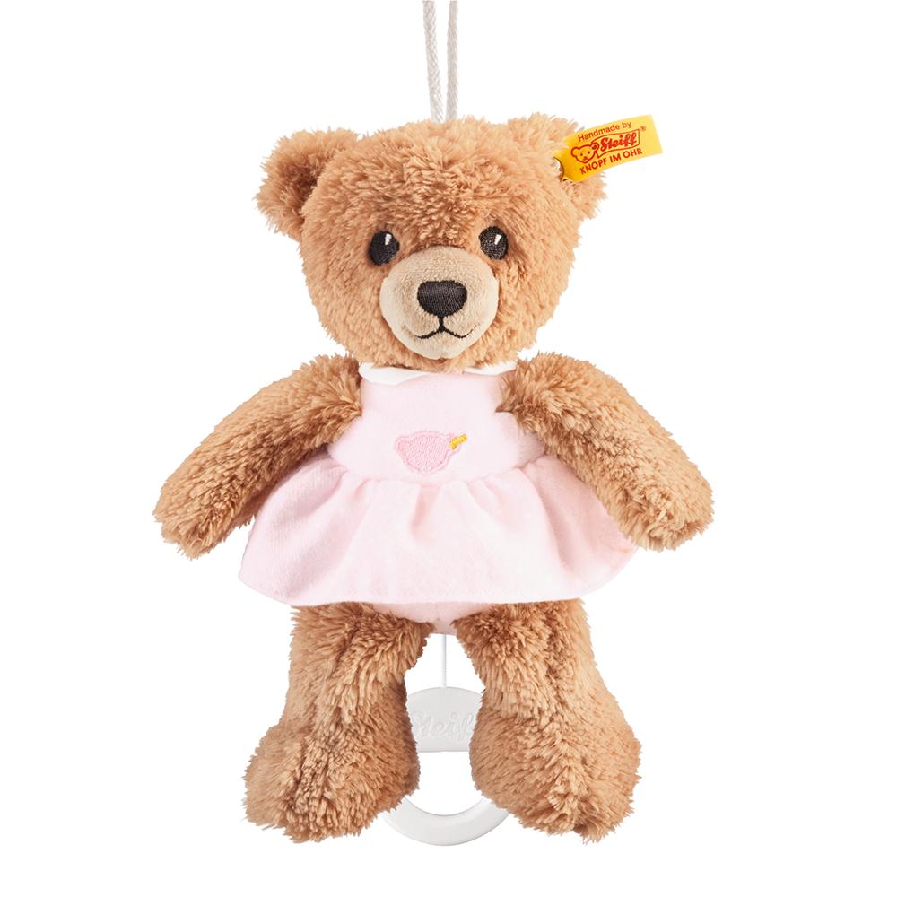 STEIFF德國金耳釦泰迪熊 - Sleep Welll Bear (北鼻音樂鈴)