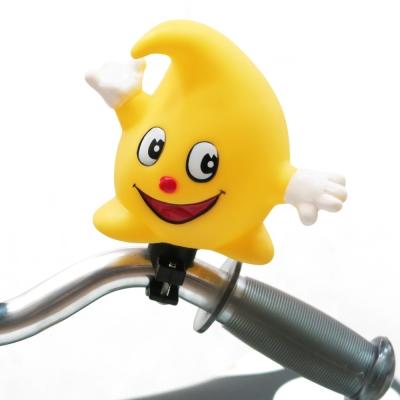 自行車/學步車專用兒童鈴噹/喇叭(微笑星星)