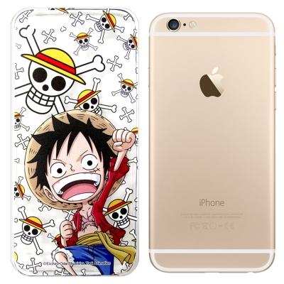 航海王-iPhone-6-Plus-5-5吋-透明