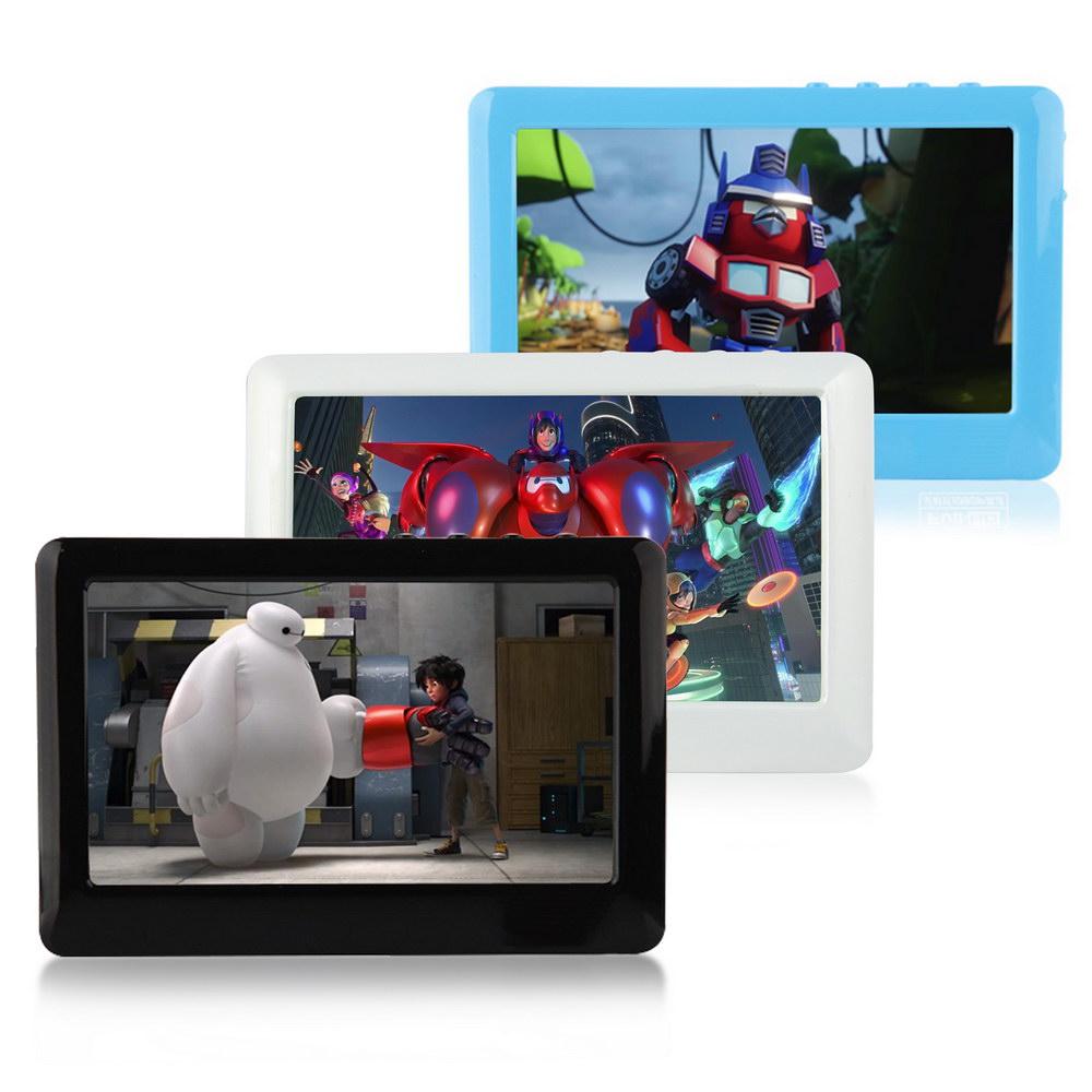 DW-C03影音夢幻款4.3吋觸控螢幕MP5(內建8GB)(加贈6大好禮)