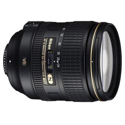 Nikon AF-S  24 - 120 mm f/ 4 G ED VR (平輸)