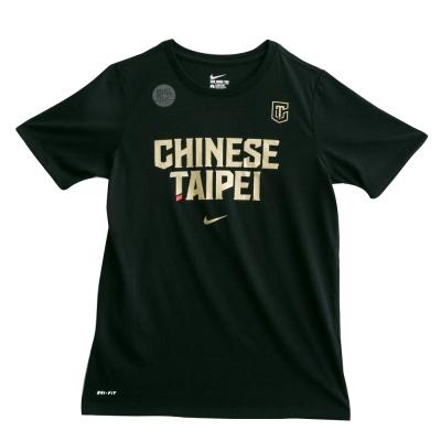 Nike YA CNTP-短袖上衣-大童