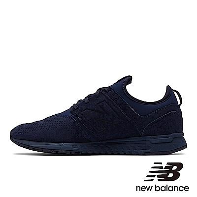 New Balance 247復古鞋MRL247NA-中性深藍
