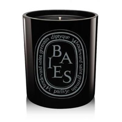 Diptyque 彩色香氛蠟燭-黑色漿果香 300g
